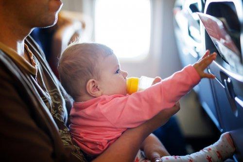 trucos para viajar con mi bebé