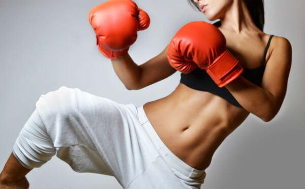 kickboxing para condición física