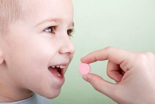 las vitaminas y los niños