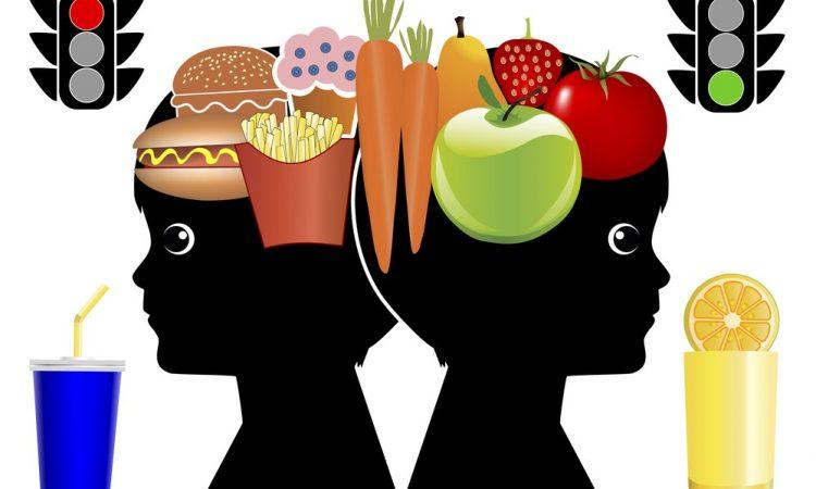 Lograr una alimentación saludable