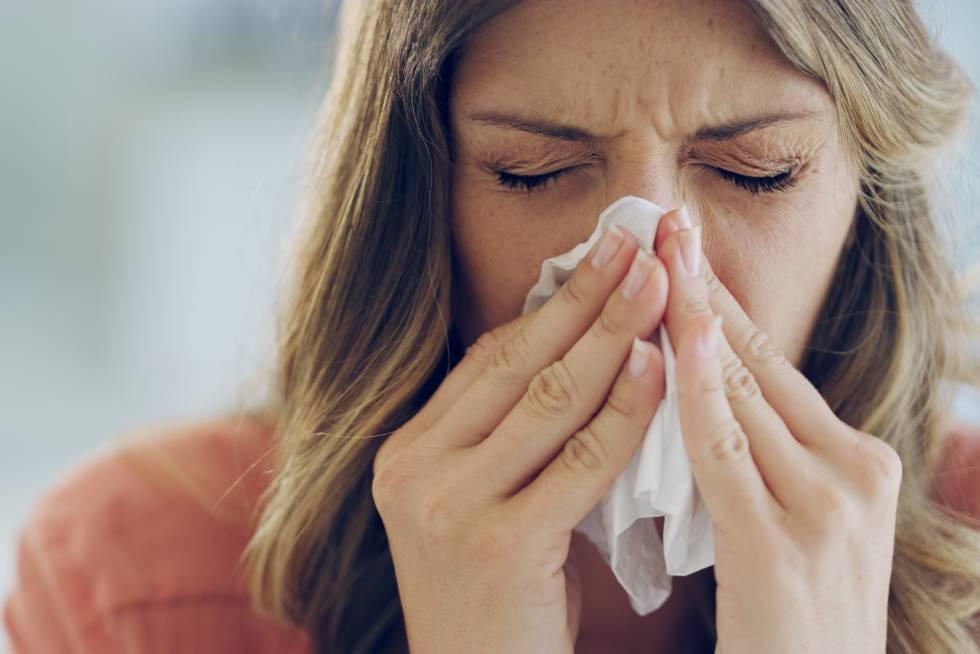 alergia o resfriado como saber