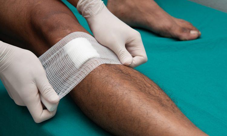 evitar infecciones después de una herida