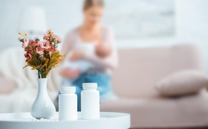 la lactancia y los antibióticos