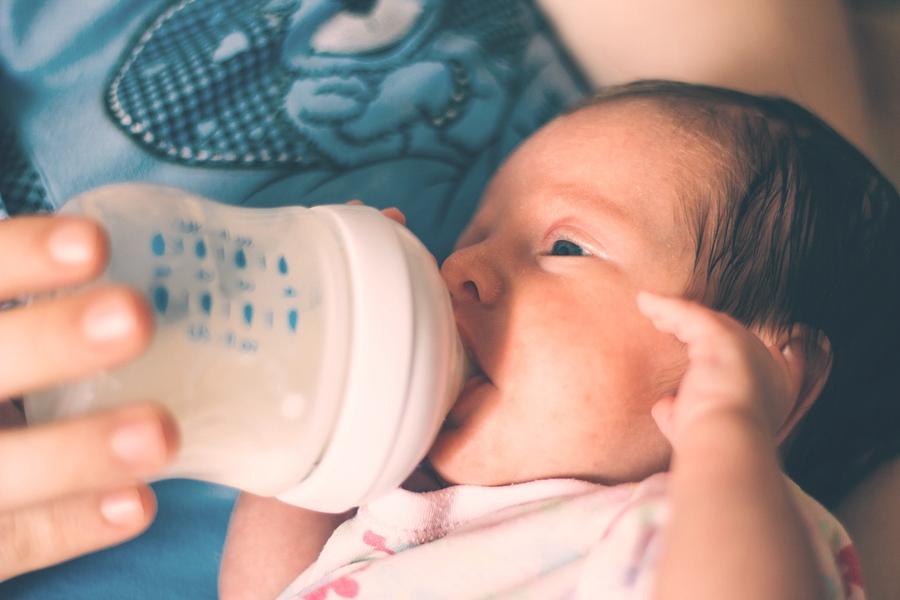 tips para alimentar a mi bebé
