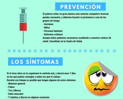 formas de prevenir la gripe