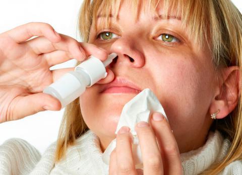reacción alérgica síntomas