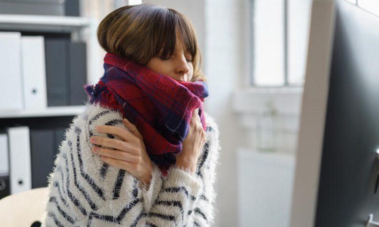 problemas del resfriado
