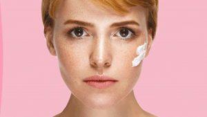 como quitar la piel seca