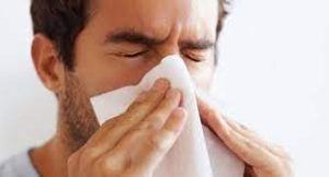 la nariz y porque se congestiona
